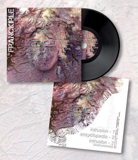Musicien, chanteur - Projet de création d'une pochette CD de 3 titres de Franck Irle
