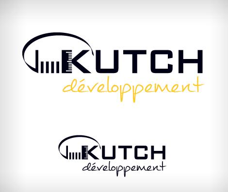KUTCH Développement - Création du logotype pour Kutch Développement