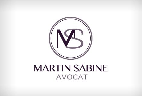 Avocat - Sabine MARTIN - Création d'un logo et d'une identité visuelle