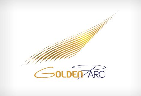 GOLDEN PARC - Logotype d'ingénierie en bâtiment